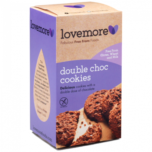 Lovemore Double Choc Cookies