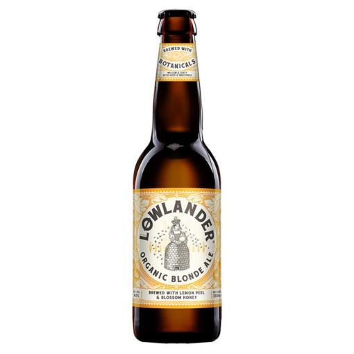 Lowlander Organic Blonde Ale 4.0%