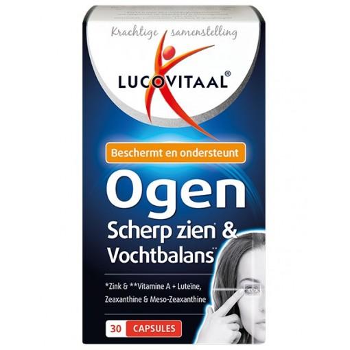 Lucovitaal Ogen Scherp Zien & Vochtbalans