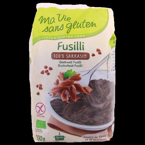 Ma Vie Sans Gluten Boekweit Fusilli