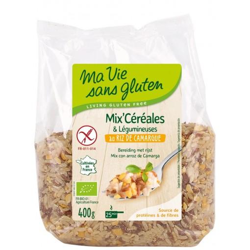 Ma Vie Sans Gluten Mix Camargue Rijst & Groenten