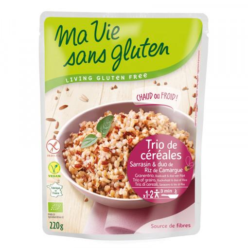 Ma Vie Sans Gluten Granen Trio Boekweit & Rijst