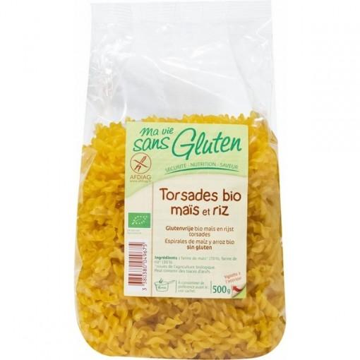 Ma Vie Sans Gluten Mais & Rijst Fusilli