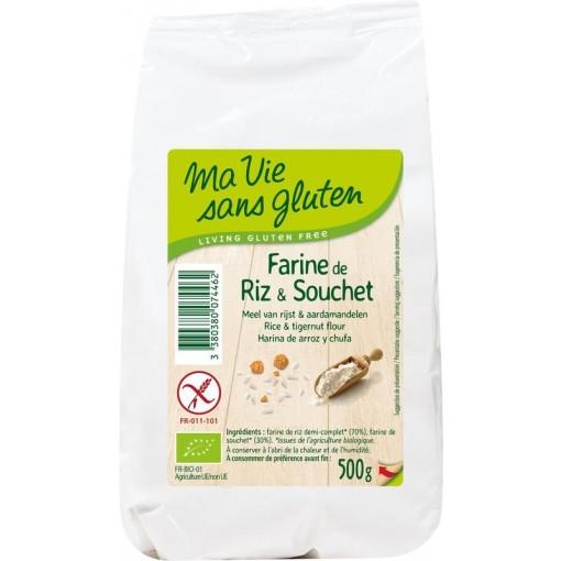 Ma Vie Sans Gluten Meel van Rijst & Aardamandelen