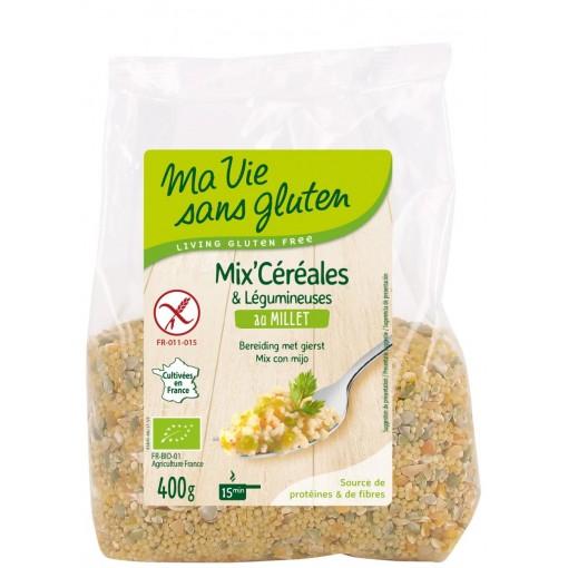 Ma Vie Sans Gluten Mix Gierst & Groenten