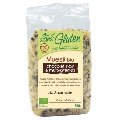 Ma Vie Sans Gluten Muesli Chocolade & Multigranen