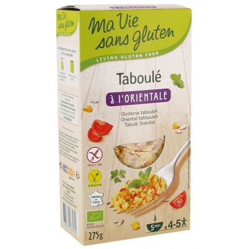 Ma Vie Sans Gluten Oosterse Tabouleh