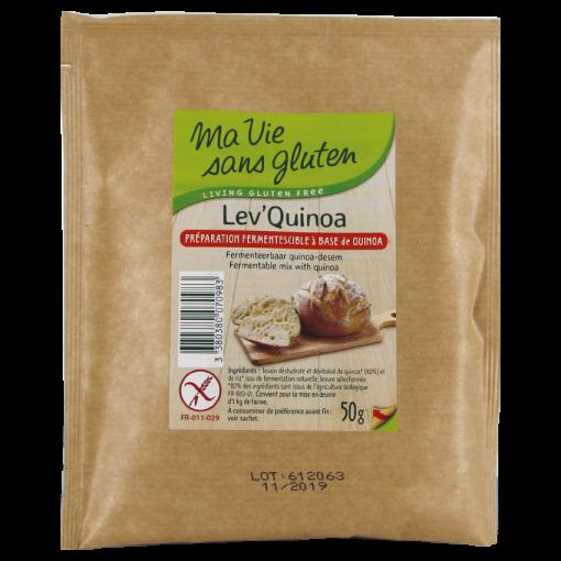 Ma Vie Sans Gluten Quinoa Desem