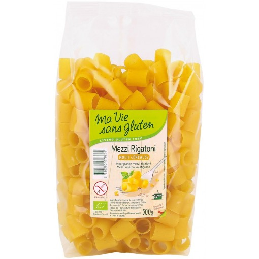 Ma Vie Sans Gluten Rigatoni Meerganen