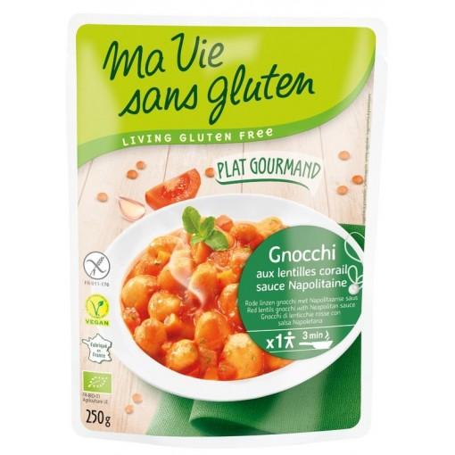 Ma Vie Sans Gluten Gnocchi Napolitana
