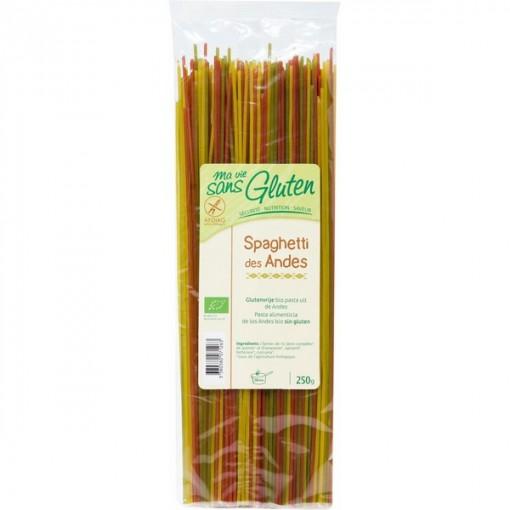Ma Vie Sans Gluten Spaghetti Tricolore