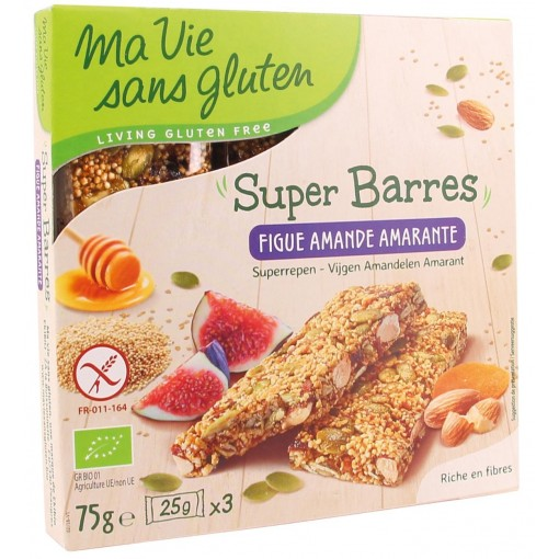 Ma Vie Sans Gluten Superrepen Vijgen Amandelen Amarant