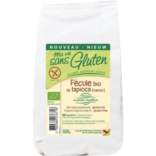 Ma Vie Sans Gluten Tapiocazetmeel