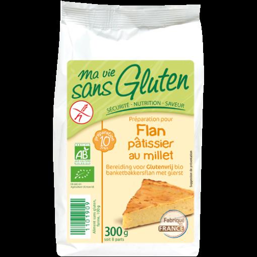 Ma Vie Sans Gluten Custard Taartmix