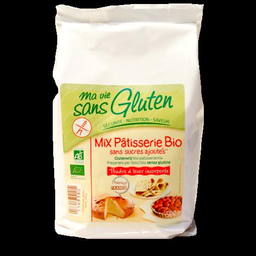Ma Vie Sans Gluten Patisseriemix
