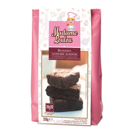 Madame Loulou Brownie Mix