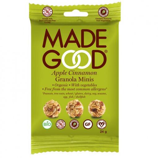 Made Good Granola Mini Apple Cinnamon