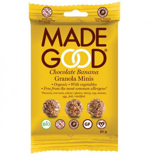Made Good Granola Mini Chocolate Banana