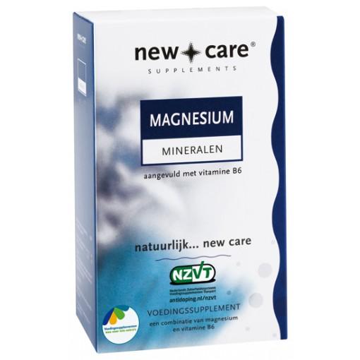 New Care Magnesium 60 Capsules