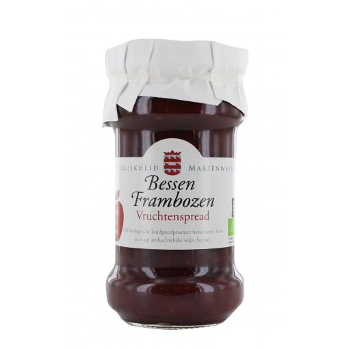 Mariënwaerdt Vruchtenspread Bessen & Frambozen