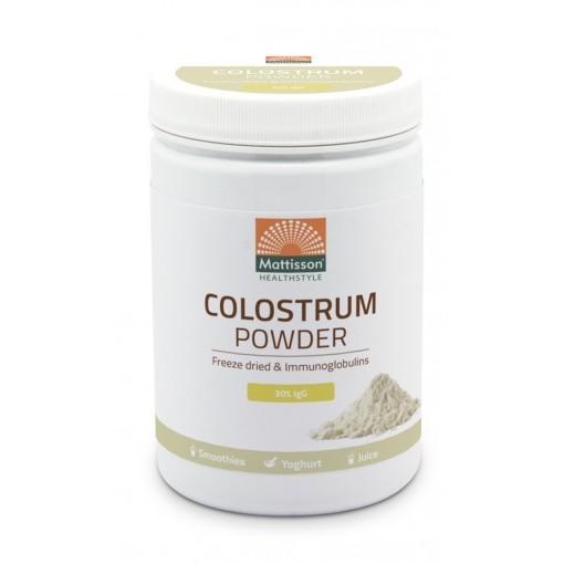 Mattisson Absolute Colostrum Powder 30% IgG fd 300 gram