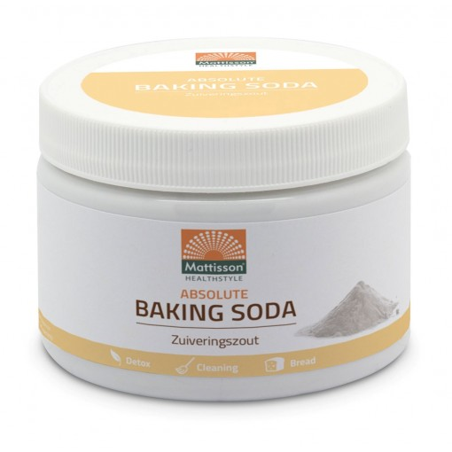 Mattisson Baking Soda Pot
