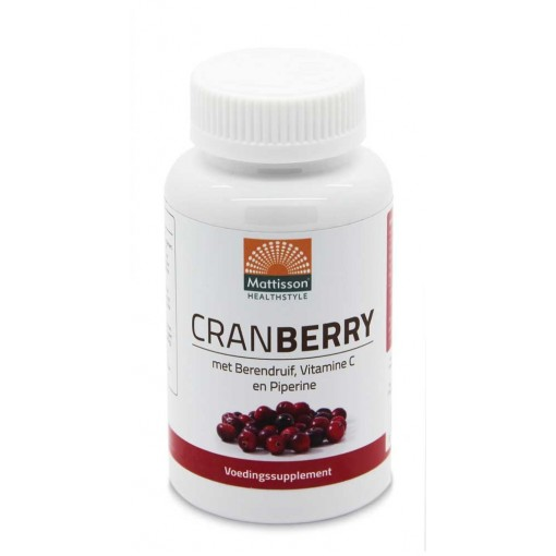 Mattisson Cranberry Max Extract 25:1
