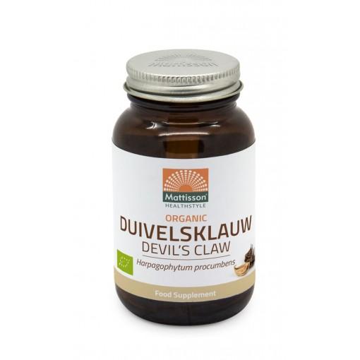 Mattisson Duivelsklauw