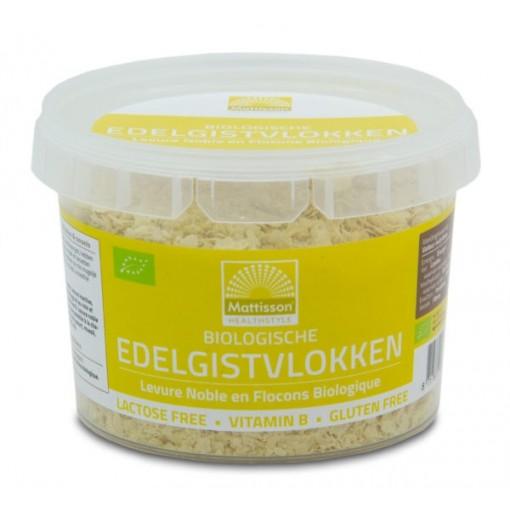 Mattisson Edelgistvlokken Biologisch 60 gram