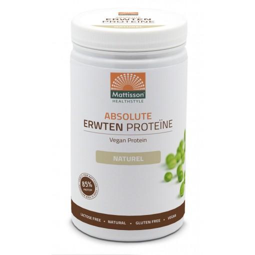Mattisson Erwten Proteïne Poeder Naturel