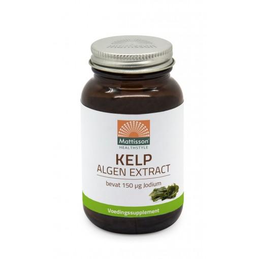 Mattisson Kelp Algenextract