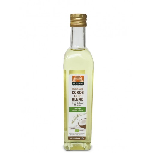 Mattisson Kokosolie Blend Extra Virgin 250 ml