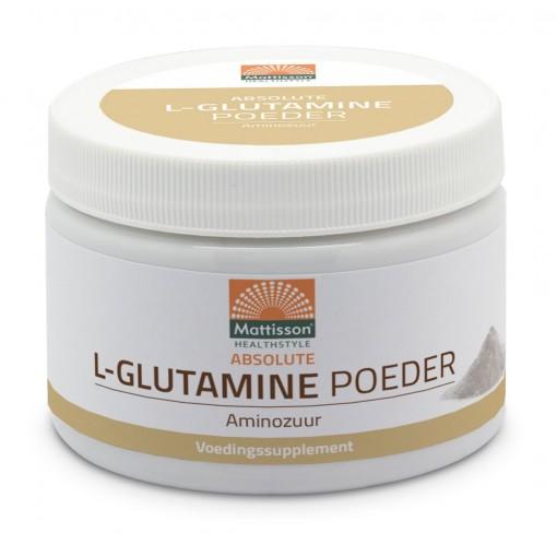 Mattisson L-Glutamine Poeder