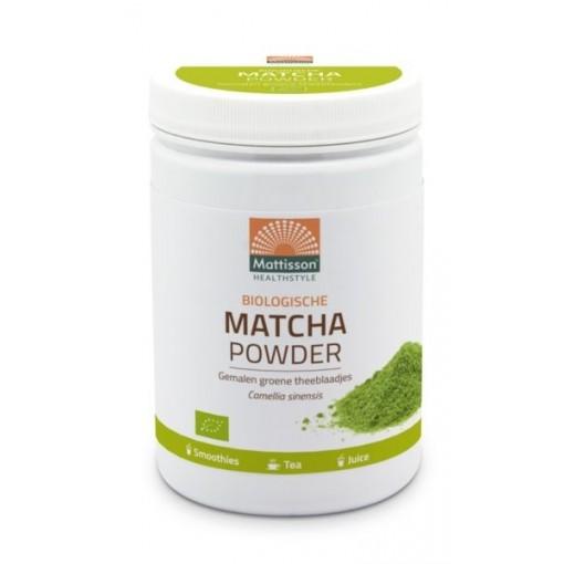Mattisson Matcha Poeder Biologisch