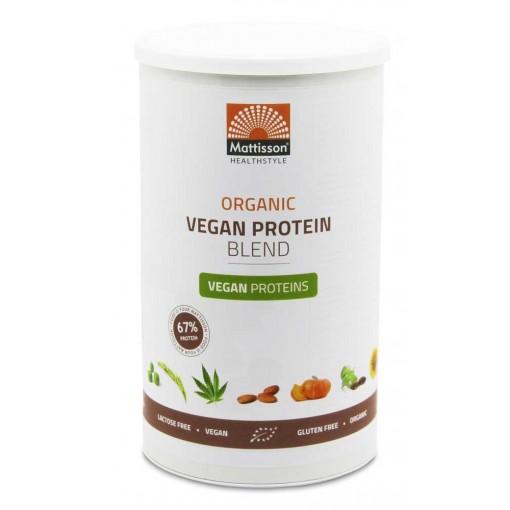 Mattisson Vegan Protein Blend Organic