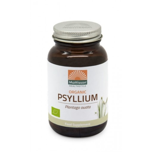 Mattisson Psyllium Husk 750mg