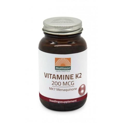 Mattisson Vitamine K2