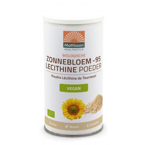 Mattisson Zonnebloem -95 Lecithine Poeder