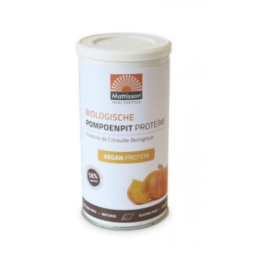 Mattisson Pompoenpit Proteïne Biologisch