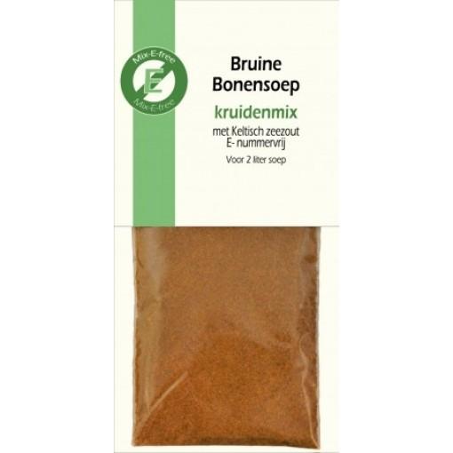 Mix-E-free Kruidenmix Bruine Bonensoep