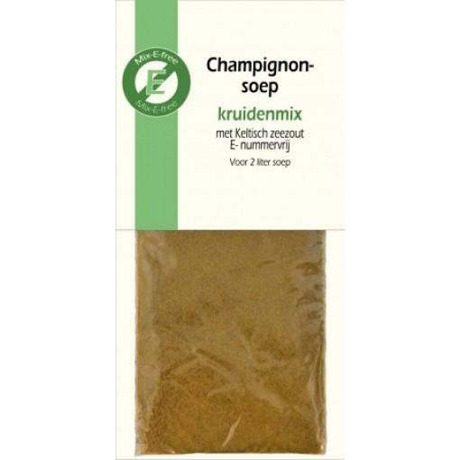 Mix-E-free Kruidenmix Champignonsoep