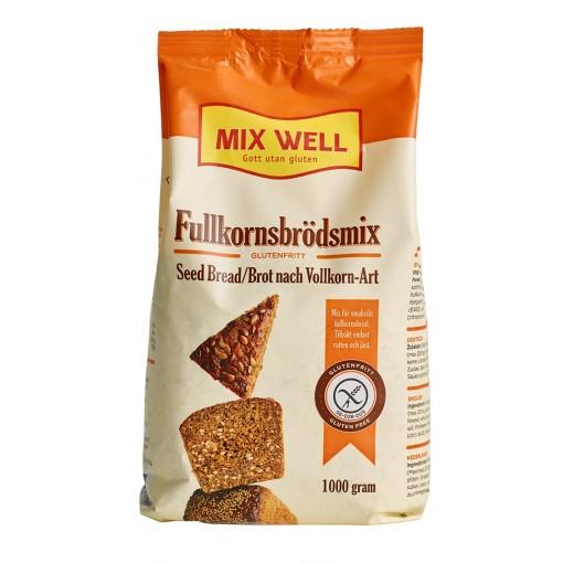 Mixwell Volkoren Zaden Broodmix 204