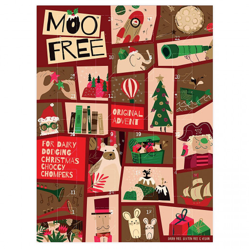 Moo Free Adventskalender Lactosevrij