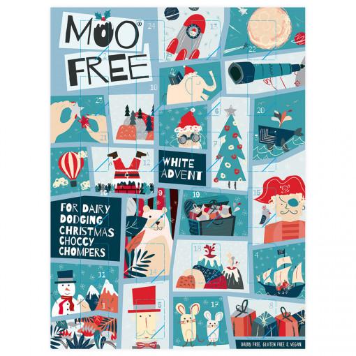 Moo Free Adventskalender Wit Lactosevrij