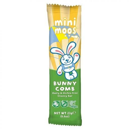 Moo Free Bunny Comb Chocolade Honingraat Lactosevrij