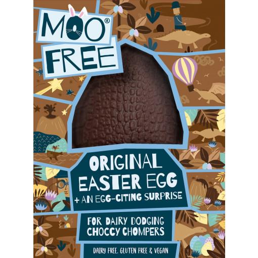 Moo Free Vegan Chocolade Paasei Original