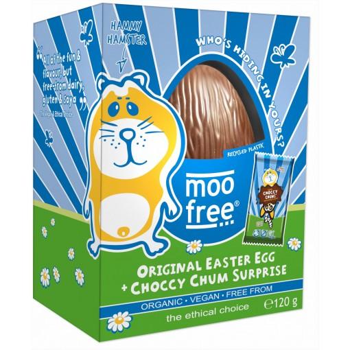 Moo Free Rijstmelk Chocolade Paasei Original