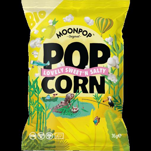 Moonpop Popcorn Lovely Sweet 'N Salty 35 gram