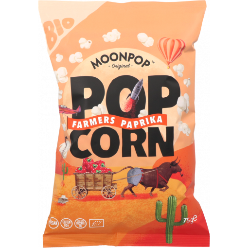 Moonpop Popcorn Farmers Paprika
