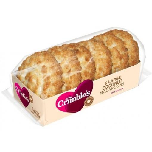 Mrs Crimble's Kokosmakronen